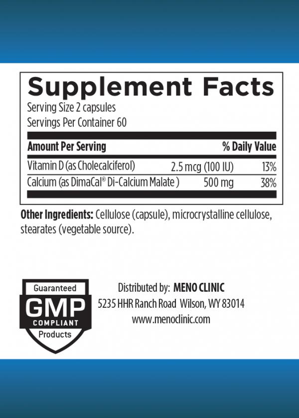 Calcium Supplement Facts