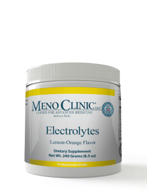 Electrolytes Lemon-Orange Flavor