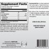 Fiber Supplement Facts