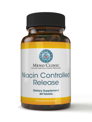 Niacin Controlled Release