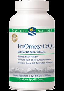 Nordic Naturals ProOmega CoQ10