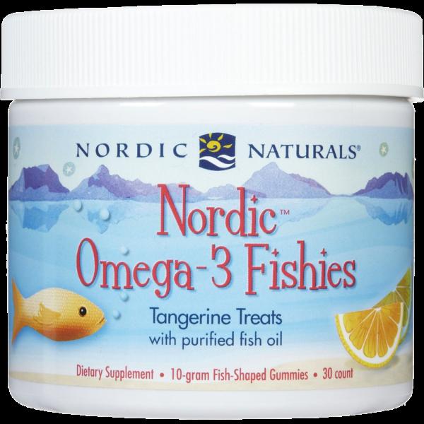 Nordic Naturals Nordic Omega 3 Fishies