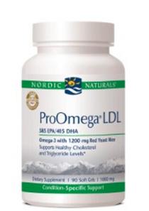 Nordic Naturals ProOmega LDL