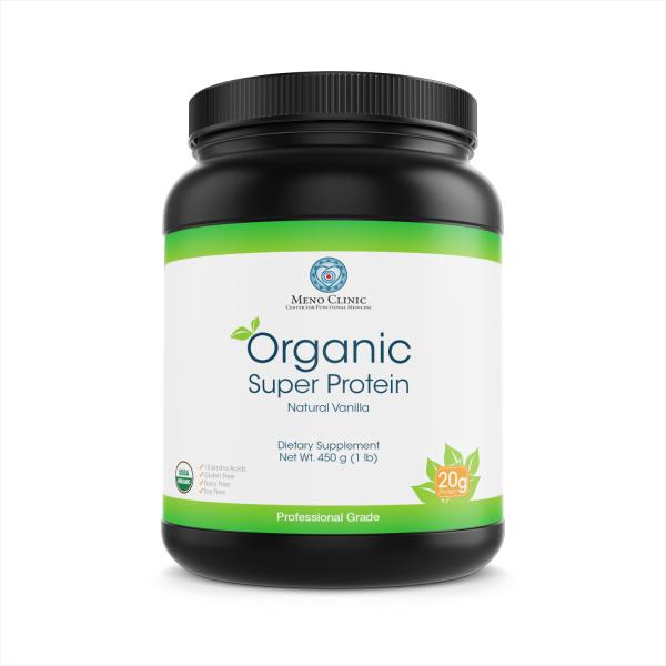 Organic Super Protein Vanilla