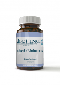 Probiotic Maintenance