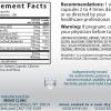 Tyrosine Supplement Facts