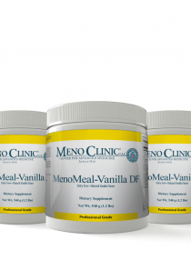 MenoMeal Vanilla DF 3 Pack