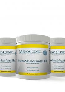 MenoMeal Vanilla DF 3 Pack