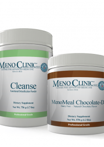 Cleanse Combo Pack with MenoMeal Chocolate DF
