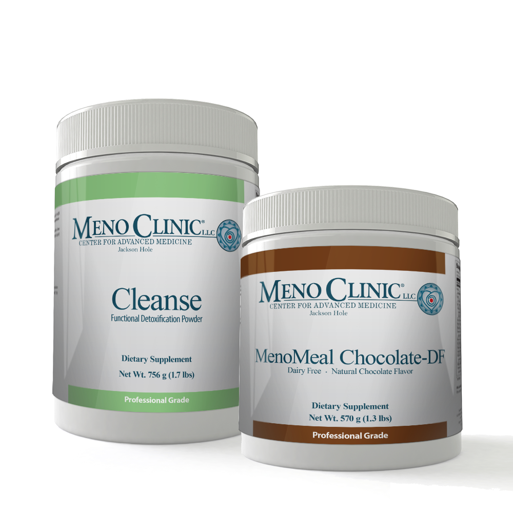Cleanse Combo Pack chocolate
