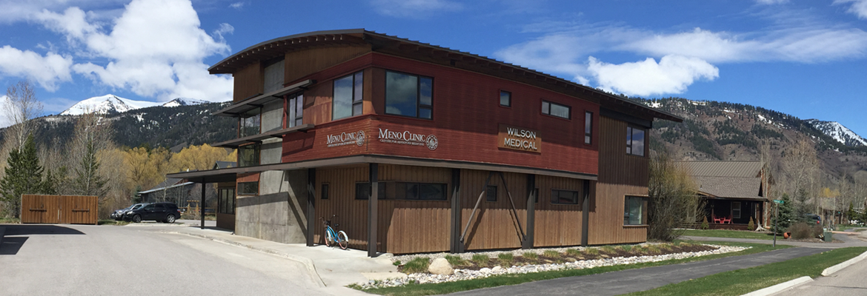 Meno Clinic Building