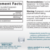 Glutamine16oz Supplement Facts