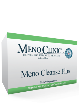 Meno Cleanse Plus – 14 Day Detox Program