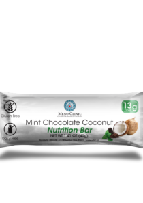 Mint Chocolate Coconut Nutrition Bar