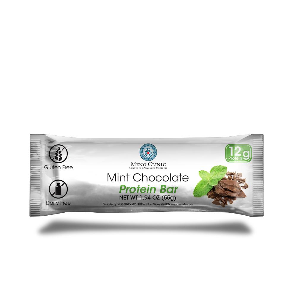 Mint Chocolate Protein Bar