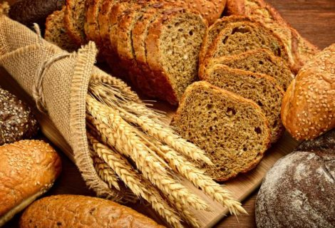 Processed Foods Containing Wheat or Gluten