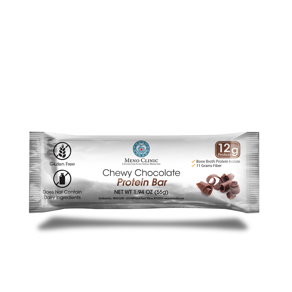 Chewy Chocolate Protein Bar