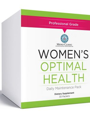 Women's Optimal Health Daily Maintenance Pack