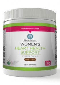 Women's Heart Health Support† Chocolate Protein