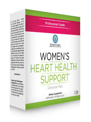 Women's Heart Health Support – Complete Pack
