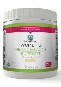 Women's Heart Health Support† Vanilla Protein