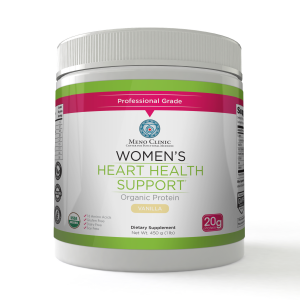Women's Heart Health Support Vanilla Protein