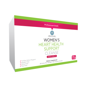 Women's Heart Health Support Cleanse