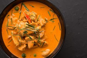 Beef Thai Curry