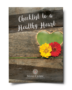Checklist to a Healthy Heart