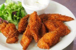 Shawarma Wings