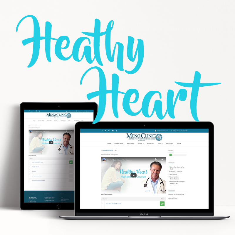 Healthy Heart Online Program